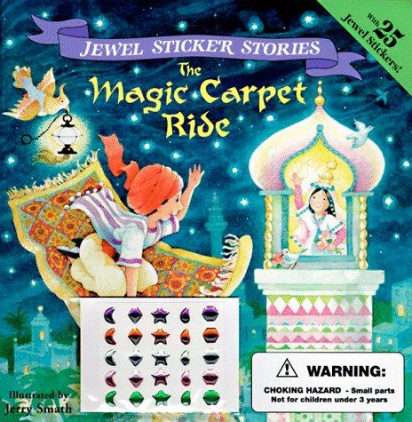 The magic carpet ride by Jennifer Dussling