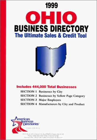 1999 Ohio Business Directory by infoUSA Inc.