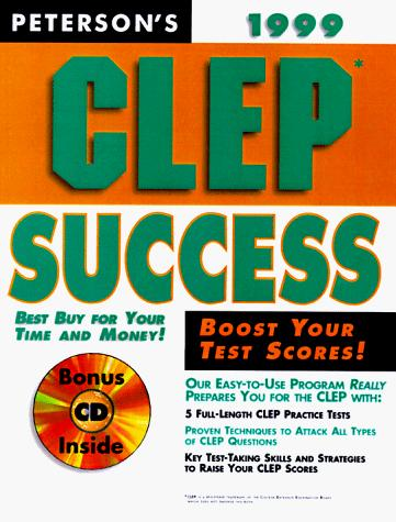 Peterson's Clep Success by Petersons