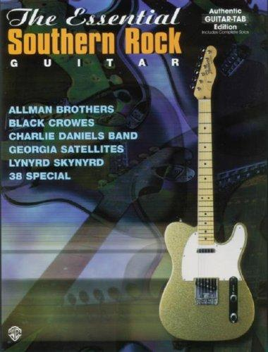 The Essential Southern Rock Guitar by Colgan Bryan