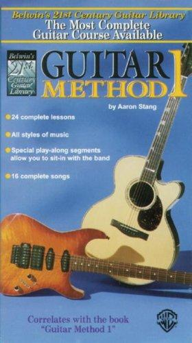 21st Century Guitar Method 1 (Warner Bros. Publications 21st Century Guitar Course)