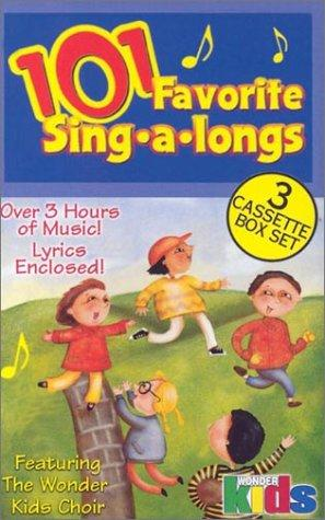 U Kids 101 Favorite Sing-A-Long Songs by Various Artists