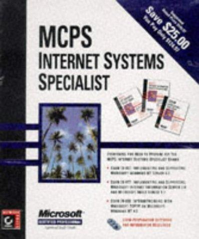 McPs Internet Systems Specialist by James Chellis