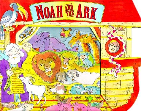 Noah and the Ark by Tony Goffe