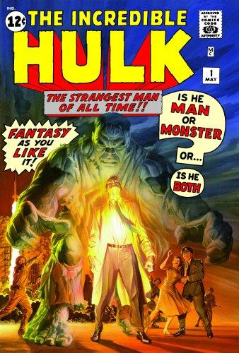 The Incredible Hulk Omnibus Volume 1 by Jack Kirby