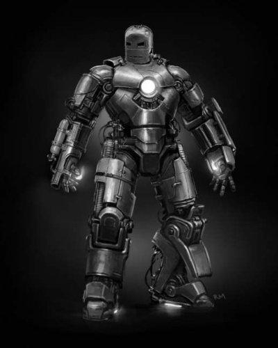 The Invincible Iron Man Omnibus Volume 1 HC Movie Variant (Iron Man) by Jack Kirby