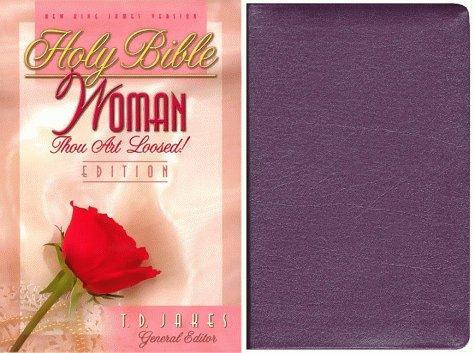 Woman Thou Art Loosed Bible