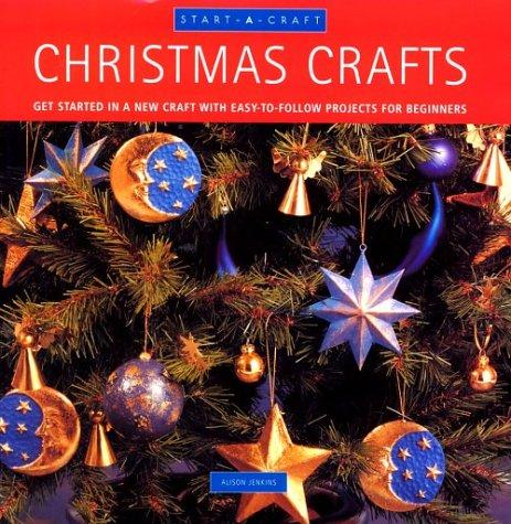 Christmas Crafts by Alison Jenkins