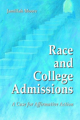 Race and College Admissions by Jamillah Moore
