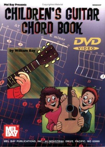 Mel Bay Children's Guitar Chord Book by William Bay