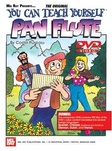 Image 0 of You Can Teach Yourself Pan Flute (Book & DVD) (English, Chinese, German, Dutch a