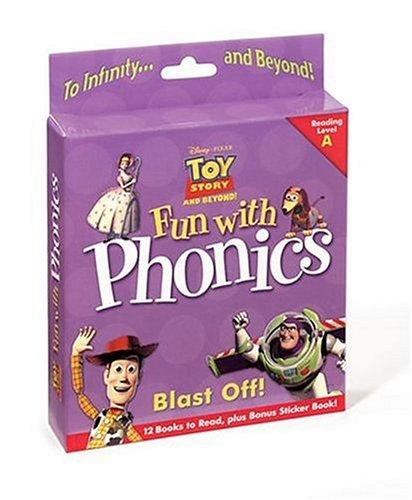 Fun With Phonics-Blast Off! by Adrienne Betz