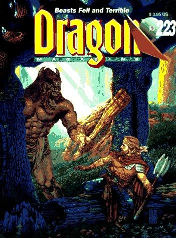 Dragon Magazine No 223 (Monthly Magazine) by Kim Mohan