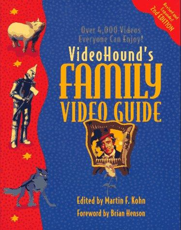VideoHound's Family Video Guide by Martin F. Kohn
