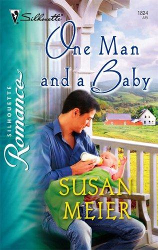 One Man And A Baby by Susan Meier