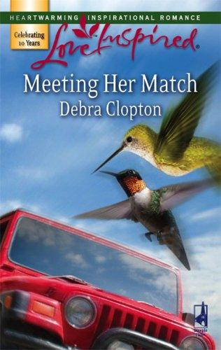 Meeting Her Match (Mule Hollow Matchmakers #5) (Love Inspired) by Debra Clopton