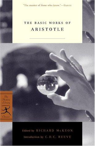 The basic works of Aristotle by Henry Fielding