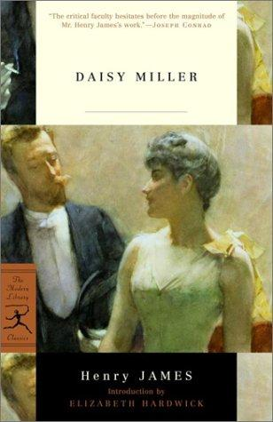 Daisy Miller by Henry James, Jr.