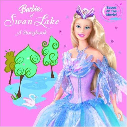 Barbie of Swan Lake by Golden Books