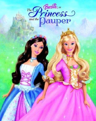 Barbie as the Princess and the Pauper by Golden Books