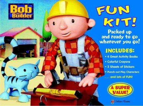 Bob the Builder Fun Kit by Golden Books