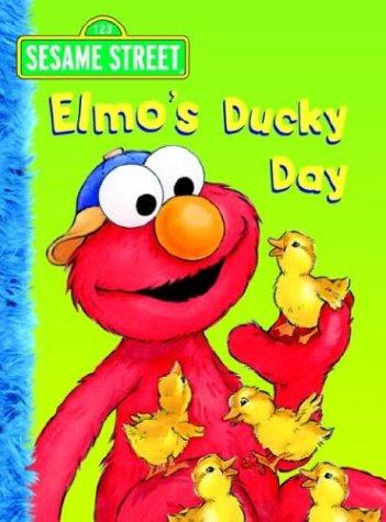 Elmo's Ducky Day (Sesame Street: Big Bird's Favorites Board Books) by Sarah Albee