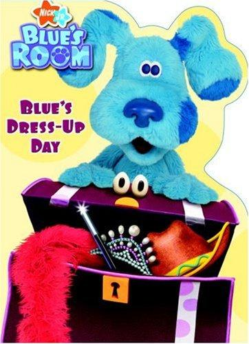 Blue's Dress-Up Day by Golden Books