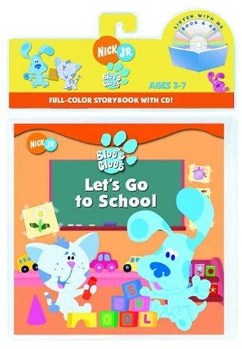 Let's Go to School by Golden Books