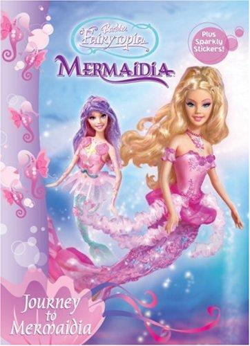 Journey to Mermaidia by Golden Books