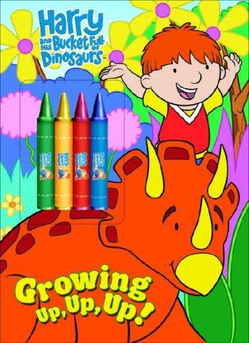 Growing Up, Up, Up! by Golden Books