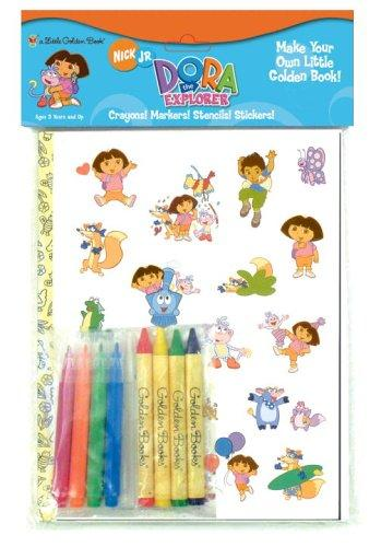 Dora the Explorer Make Your Own Little Golden Book by Golden Books