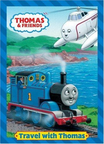 Travel with Thomas by Golden Books
