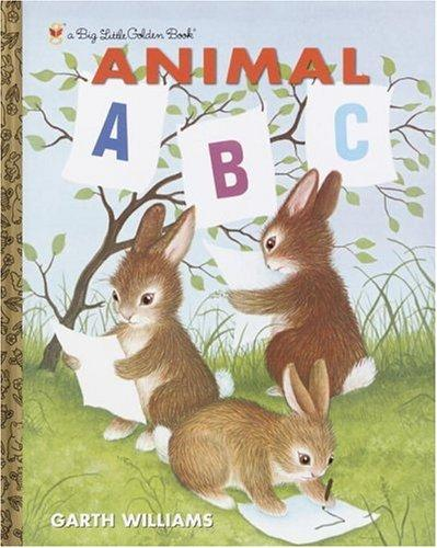 Animal ABC by Golden Books