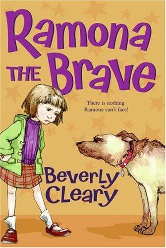Ramona the Brave (Avon Camelot Books) by Beverly Cleary