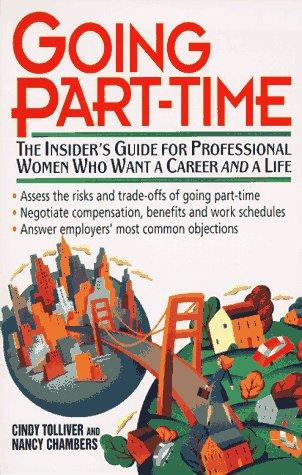 Going part-time by Cindy Tolliver